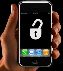 Unlocked iPhone - Jailbreak 3GS